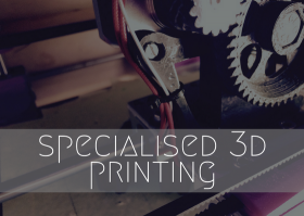 Specialised 3D Printing